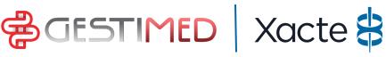 Logo Gestimed Xacte